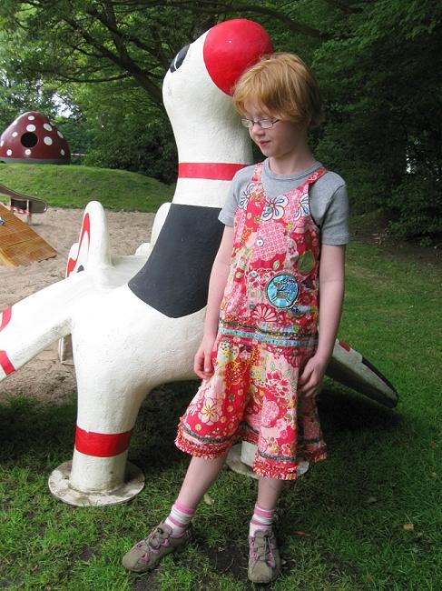 Mädchenkleid SOPHIE, farbenmix.de
