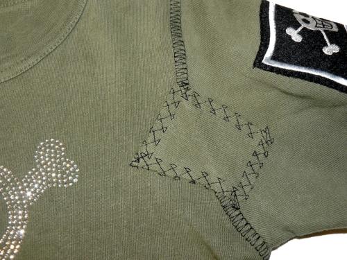 coole Shirtdetails
