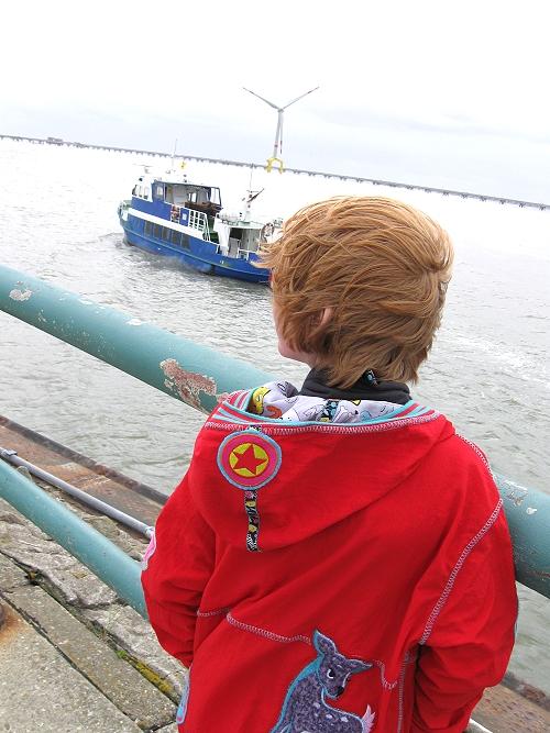 Außenhafen Hooksiel