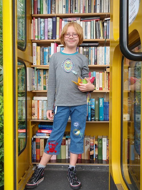 kleinste Bücherei