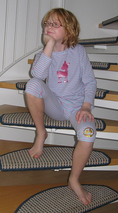 Schnittmuster Schlafanzug