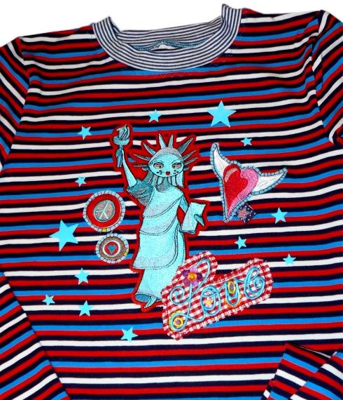 Schlafanzug selber nähen, Schnittmuster farbenmix