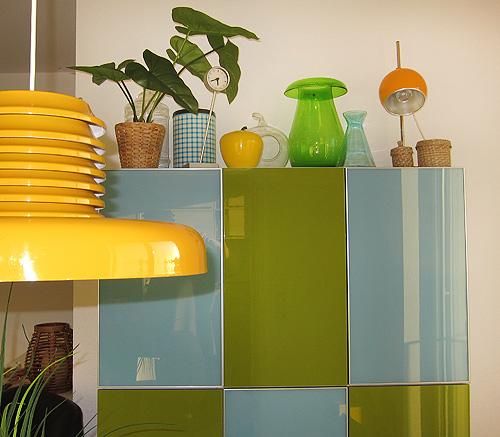 Sammlung Ikea, Glas und mehr, wohnen farbenmix