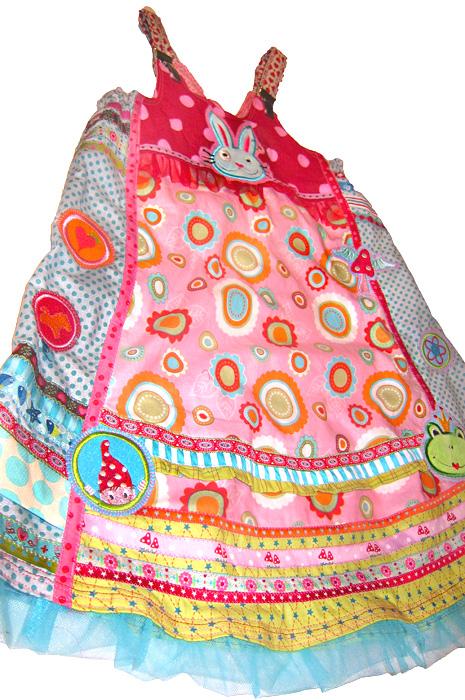 Schnittmuster Kleid, Mädchen, farbenmix VIDA