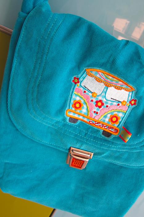 Lieblings-Tasche nähen, Nähanleitung, farbenmix