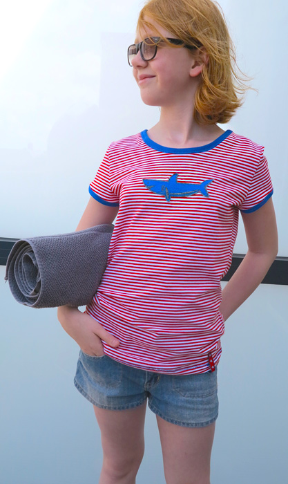 Shirt Schnittmuster, farbenmix.de